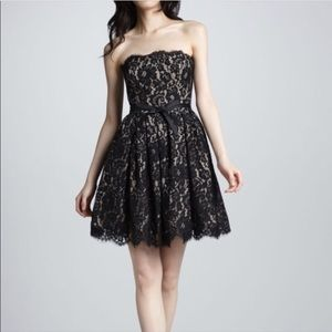 Neiman Marcus Robert Rodriguez target lace dress
